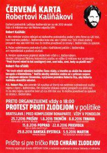 2016_08_01 Protest proti zlodejom v politike